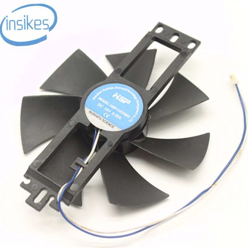 Original Big Cooling Fan DC 18V 0.2A 3.6W 4500RPM Induction Cooker Fan 18V Special Heat Sinks Induction Cooker Fan