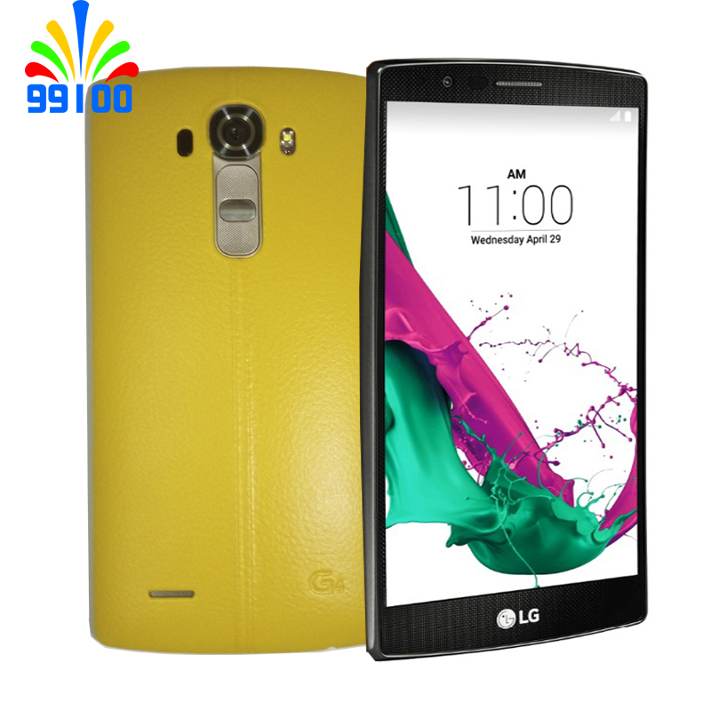 Original Unlocked LG G4 H815 H810 H818 Hexa Core Android 5.1 3GB 32GB 5.5 Inch