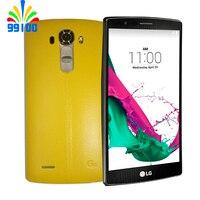 Original Unlocked LG G4 H815 H810 Hexa Core Android 5 1 3GB ROM 32GB 5 5