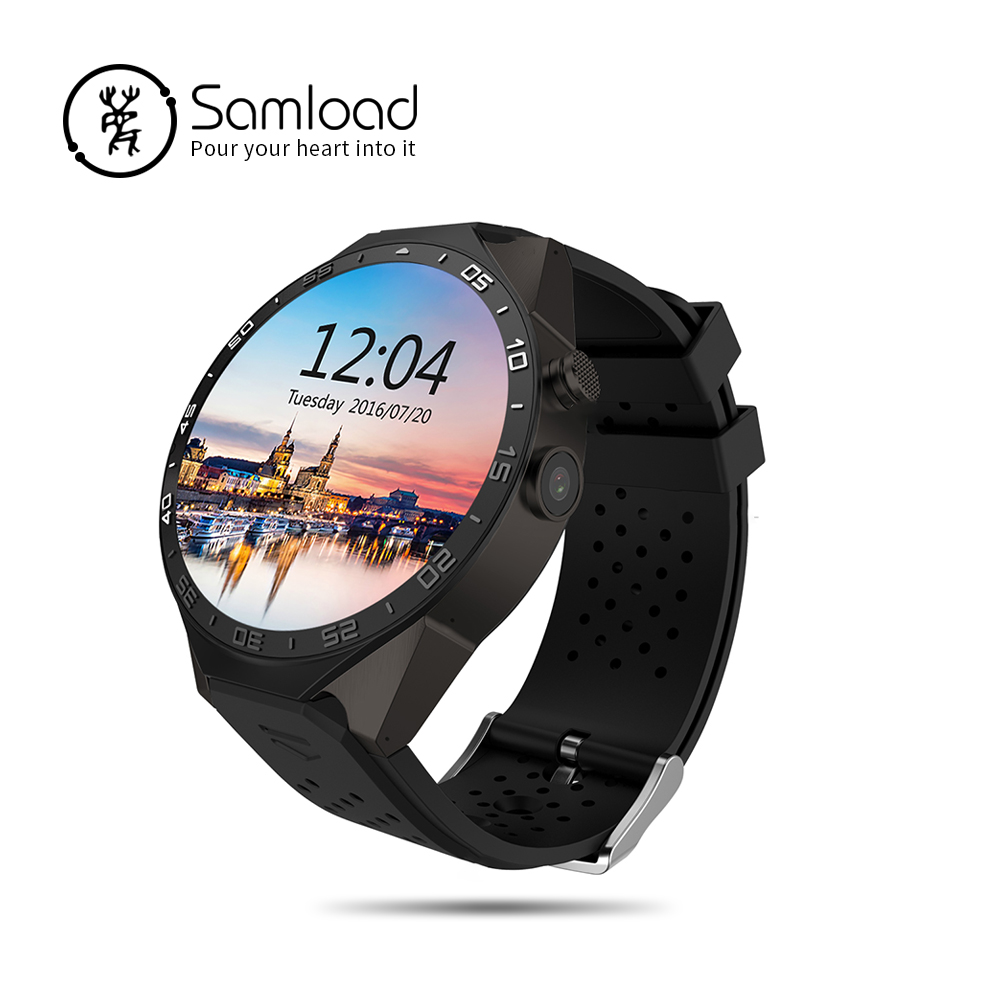 Android 5.1 Smart Watchs 2G/3G Phone Function Gps Sports Wristband Fitness Tracker Anti-Lost For Xiaomi iPhone5 6 7 8 SE C все цены