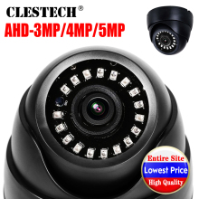 Nano CCTV AHD Camera 5MP 4MP 3MP 1080P SONY-IMX326 ALL FULL Digital HD AHDH 5.0MP Indoor infrared ir Security color Dome Video