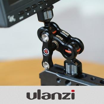 VLOGGER VIPER Magic Arm ekran wideo stojak oprawa świetlna głowica kulowa akcesoria akcesoria do aparatu Sony Nikon Canon DSLR tanie i dobre opinie ulanzi