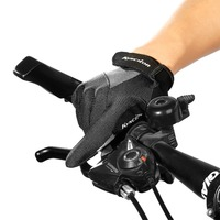 Full Finger Running Gloves Cycling Gloves Warm Shockproof Touch Screen Bicycle Gloves Sport MTB Road Sport Gloves For Men Women