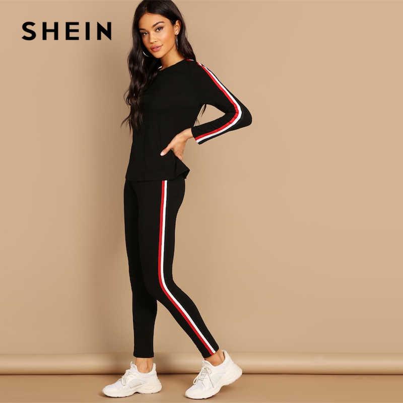 3e8383cfaf4d Detalle Comentarios Preguntas sobre SHEIN Streetwear negro rayado ...