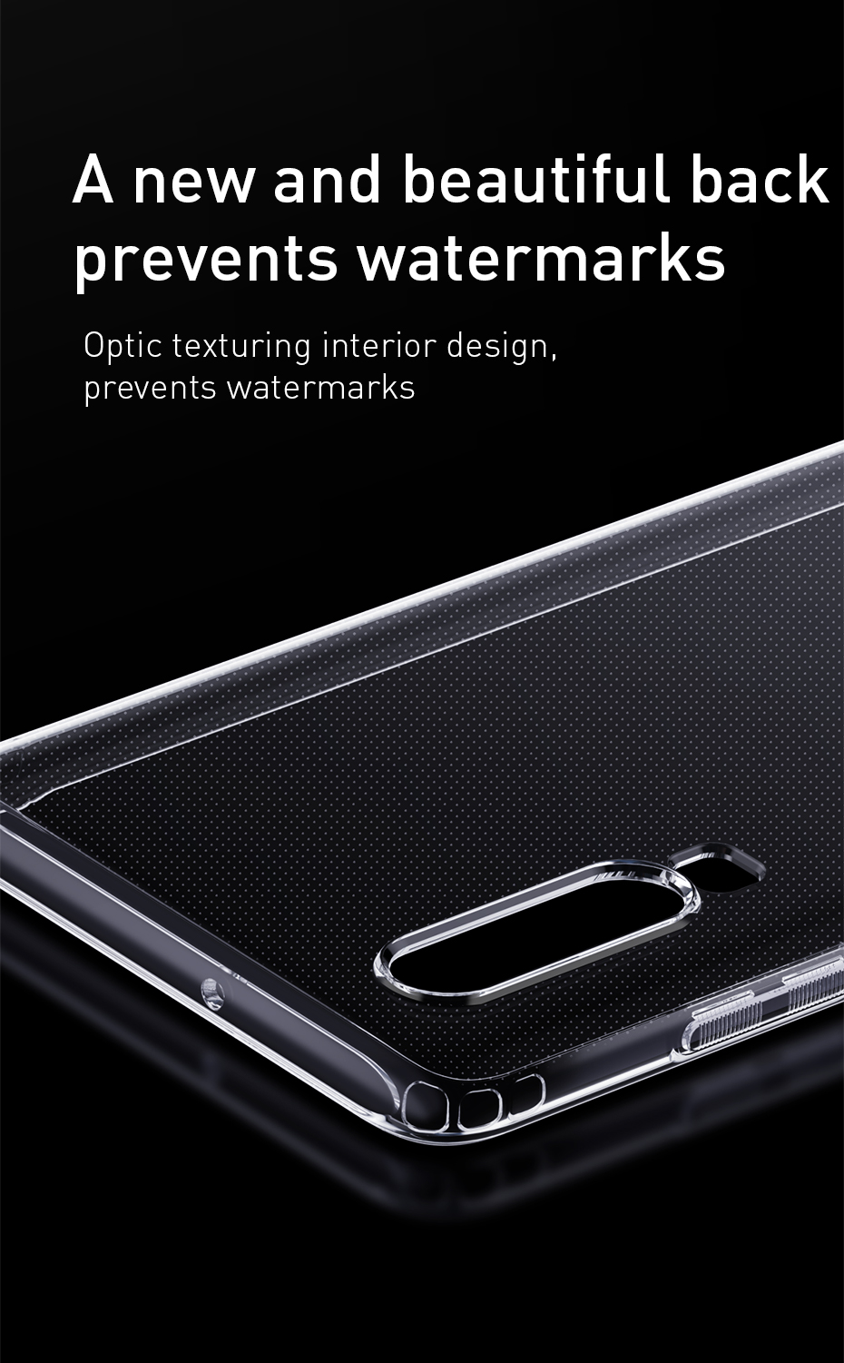 Baseus Ultra Thin Transparent Clear Soft Silicone Case For Huawei P30 P30  Pro