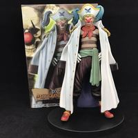 One Piece Figure Ace Buggy Luffy Action Figure One Piece Figure 17 CM PVC Cartoon Figurine One Piece Toys With Box