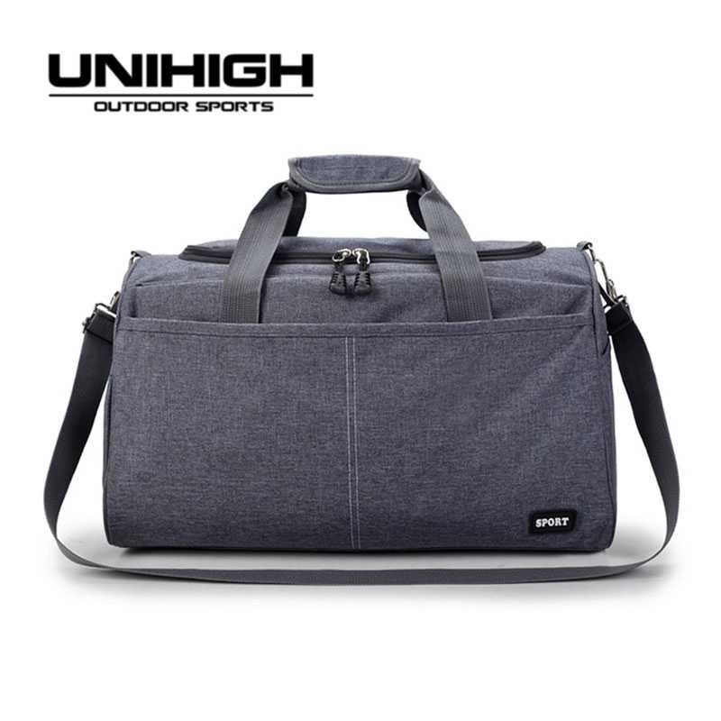 496d89fdf6b9 Горячая Распродажа 6 цветов сумка для тренажерного зала Спортивная Training Спортивные  сумки для Для мужчин Для