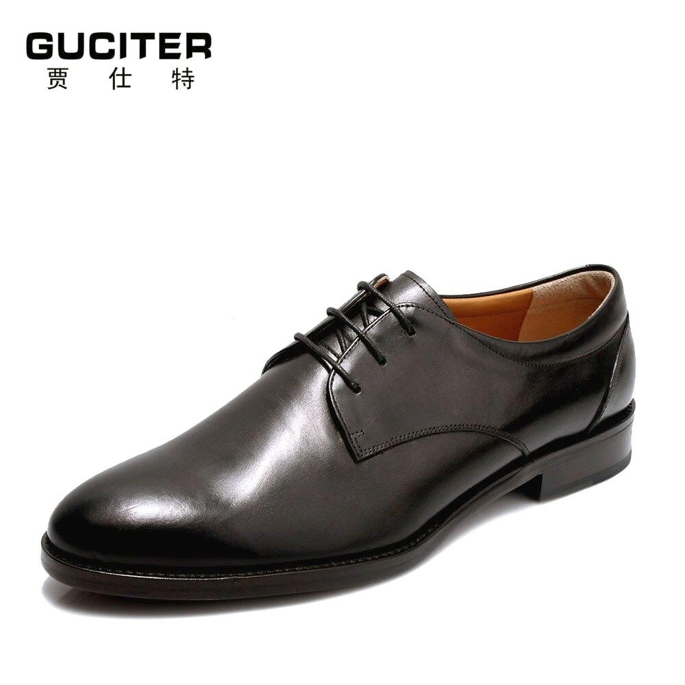 Goodyear Welted Sepatu Sol dan Mens Sepatu Handmade Sepatu Italia Blake  Kerajinan dengan Bisnis Derby Sepatu. US  168.00. Asli Crocodile Kulit Pria  ... 4e915f2b11