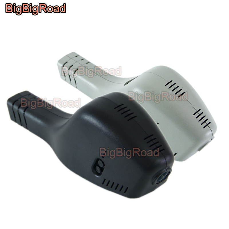цена на BigBigRoad Car DVR Video Recorder Wifi Camera For Volkswagen cross Lavida Touran L T-ROC Bora Jetta golf sportsvan sagitar CC
