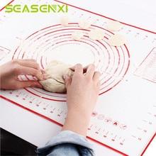 Силиконовые коврики для выпечки лист тесто для пиццы антипригарный держатель для кондитерских изделий Кухонные гаджеты Инструменты для приготовления пищи посуда Аксессуары для выпечки