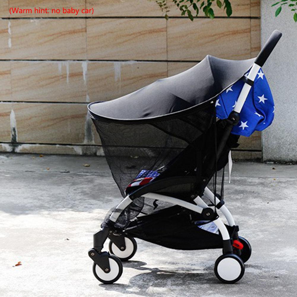 Baby Sun Shade Wind Insect UV Protection Pushchair Stroller Pram Cover Universal
