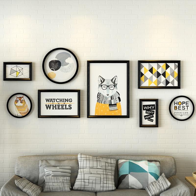 Collage De Fotos Para Pared. Amazing Fotografia Creativa De Rbol ...