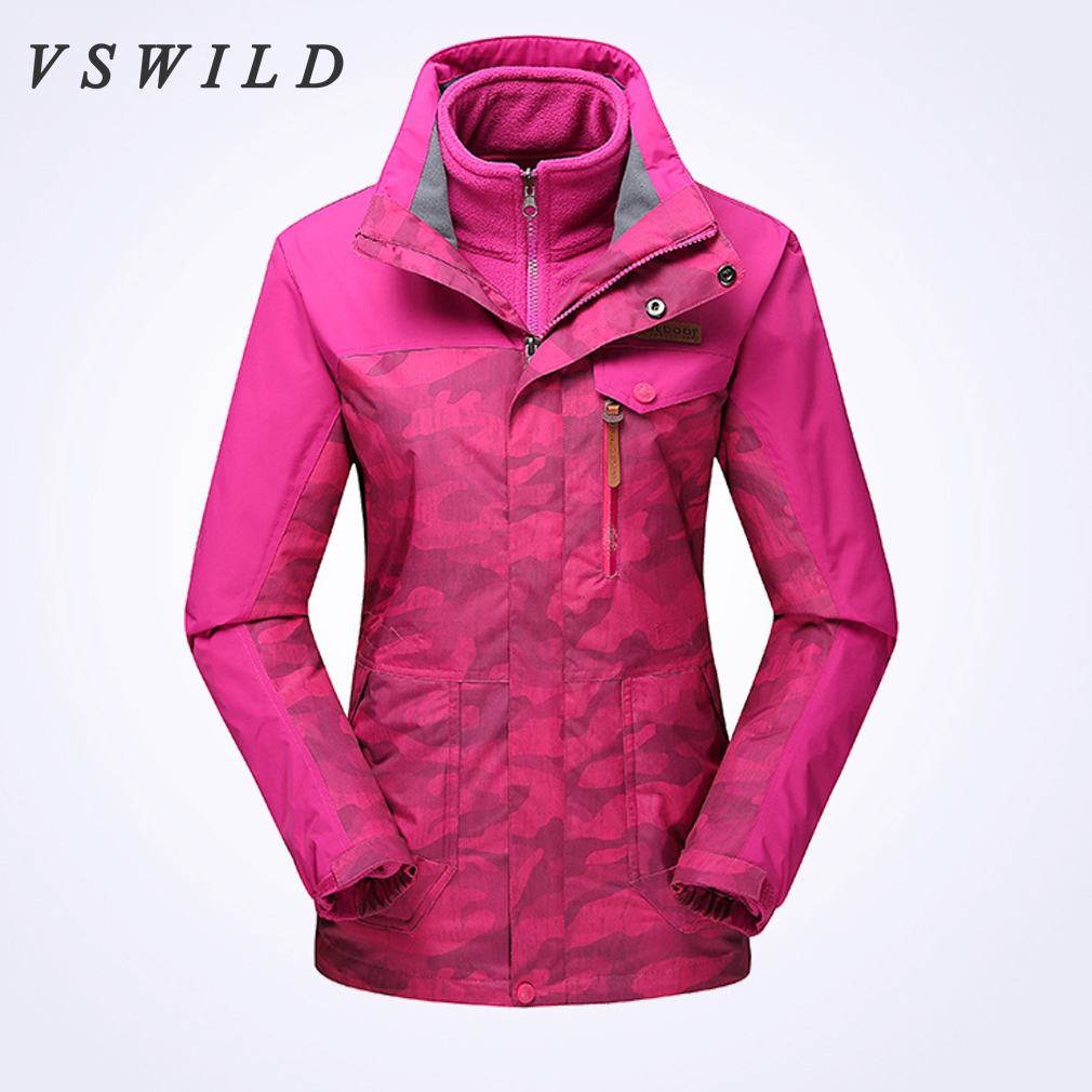 2018 Camouflage Camping Coats Military Waterproof Windbreaker Jackets Autumn And Winter Outdoor Jacket Mountaineering Clothing outdoor tactical jackets men camping hunting coat waterproof windbreaker 2016 good quality coats military jacket brand clothing
