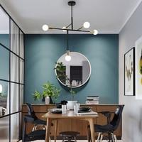 Nordic Postmodern Minimalist Fashion Lighting, Cafe Bedroom, Restaurant, Bar Hall, Creative Individual Chandelier