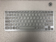 New US white Keyboard For SONY Vaio E14 SVE14 SVE141 SVE 14 SVE14111ELW series No Backlit Laptop Keyboard