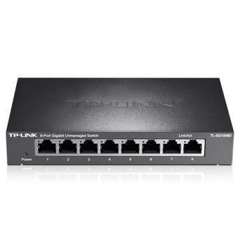 High Transmission 8 Port Gigabit Switch 10/100/1000Mbps Fast Ethernet Switche Lan Hub Full/Half duplex Exchange for home