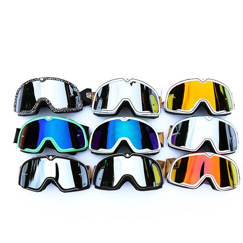 Prix pour 100% 25 Barstow Moto Lunettes Dirt pit Bike Off Road Casque Lunettes Masque VTT Vélo Vélo Lunettes De Sport lunettes de Ski Lunettes Mens