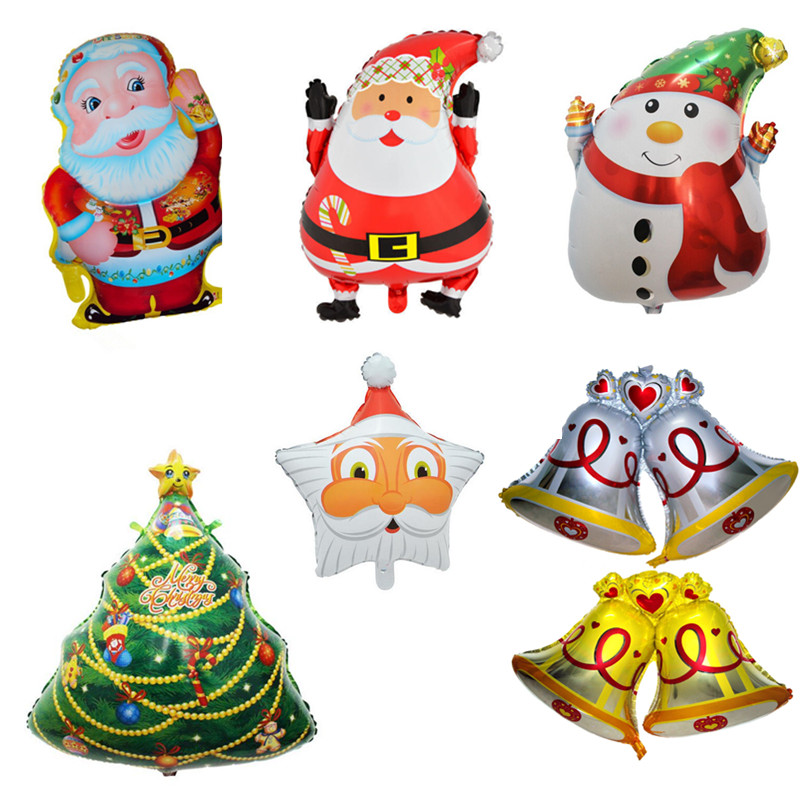 Free Shipping Christmas Tree Santa Clause Snowman