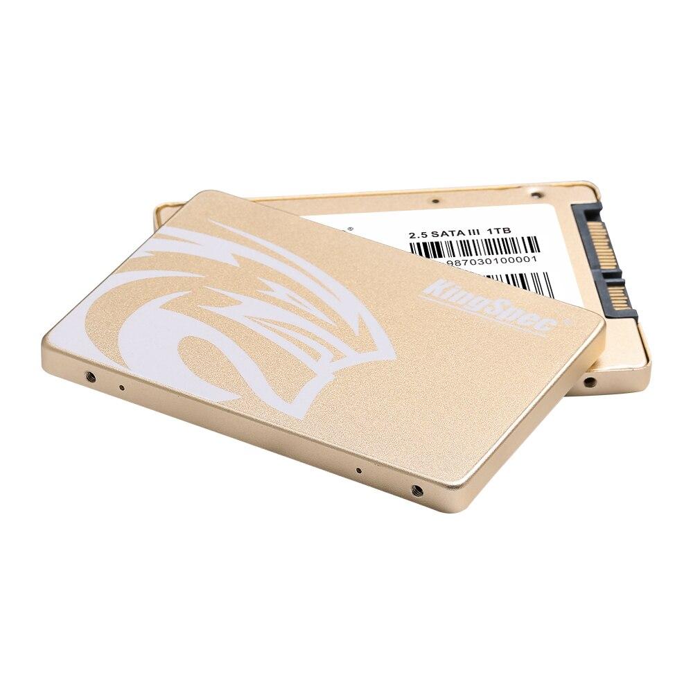 KingSpec SSD DA 2.5 pollice 480 gb 1 tb HDD Interno Solid State Drive SATA3 SSD SATAIII hard drive SSD 1 tb Compatibile con SATA2 SATA1