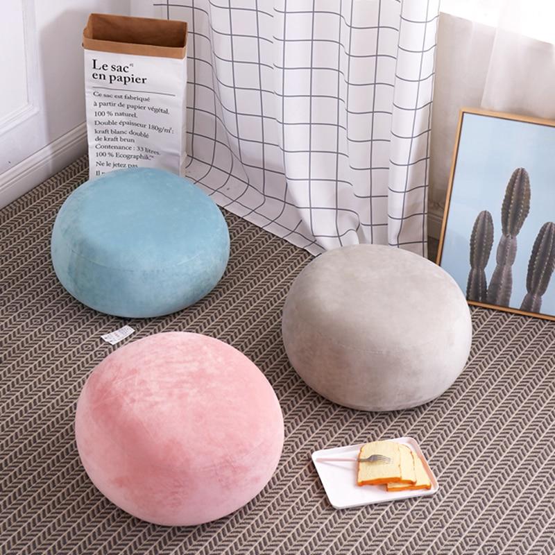 New Design LOVE Round High Strength Sponge Tatami Cushion Meditation Yoga Round Chair Seat Cushion