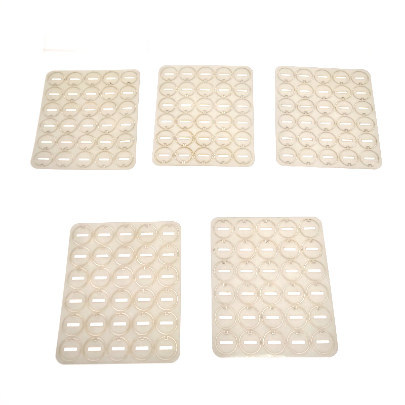 E-XY 300PCS/pack Clean Gasket For IQOS Repair Accessories Clean Tool Little Slice For IQOS 2.4 Plus Absorb Oil Gasket