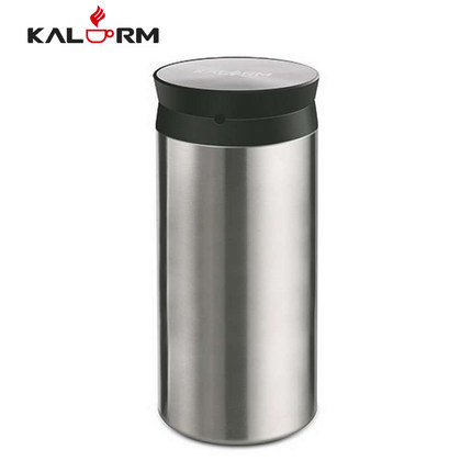 KALERM Automatic coffee machine accessories milk cans of 600ml double layer stainless steel vacuum insulation stainless steel vacuum coffee insulation pot