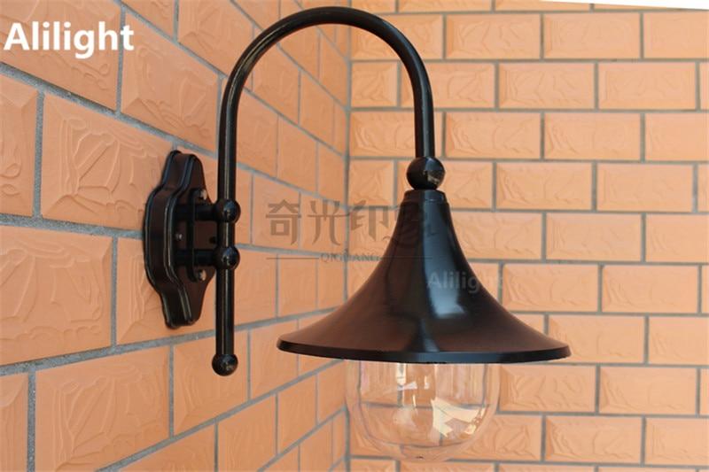 Illuminazione Esterna Rustico : Faretti lampioncini led illuminazione giardino lampade da giardino