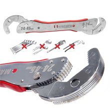 Adjustable wrench Multi-function Universal Spanner Tool Home Multi Purpose Universal Wrench 7-19mm/8-19mm/9-45mm/9-32mm Optional