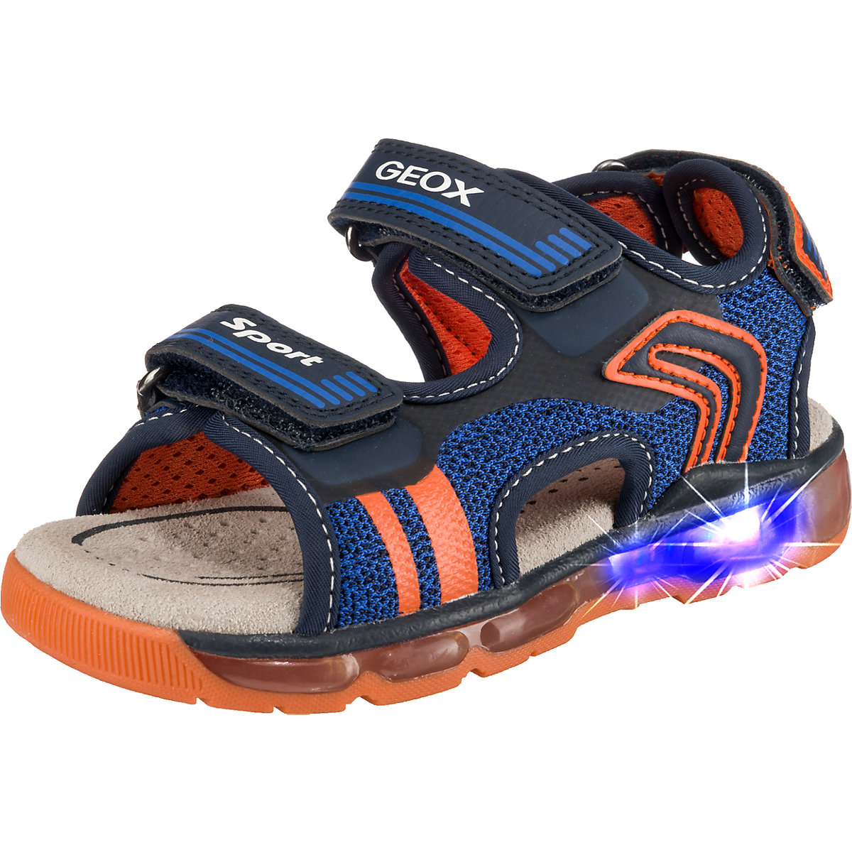 GEOX Sandals 10185267 children's shoes comfortable and light girls and boys sandals adidas s74649 sports and entertainment for boys