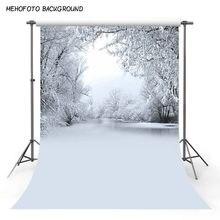 Winter Schnee Fotografie Kulissen Gedruckt Foto Studio Requisiten Winter Landschaft Hochzeit Photobooth Weihnachten Foto Hintergrund