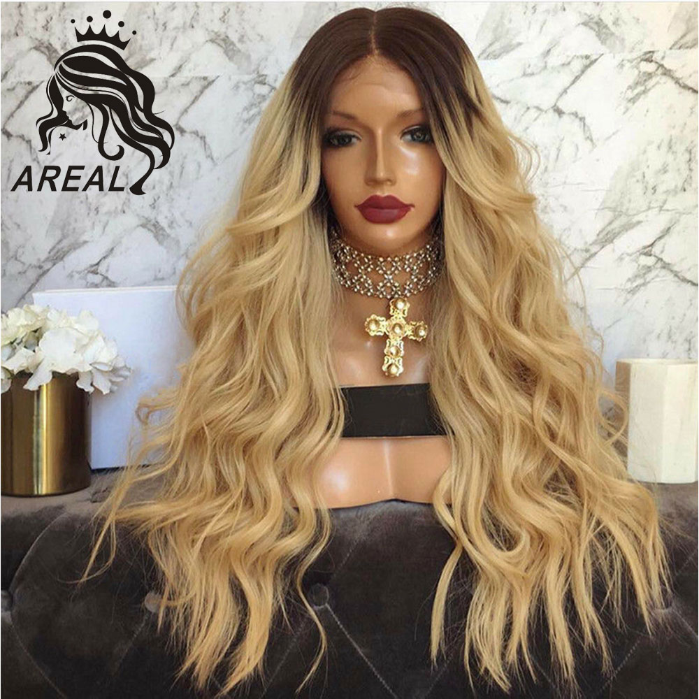 Aliexpress Com Buy 180 Density Dark Roots Ombre 613