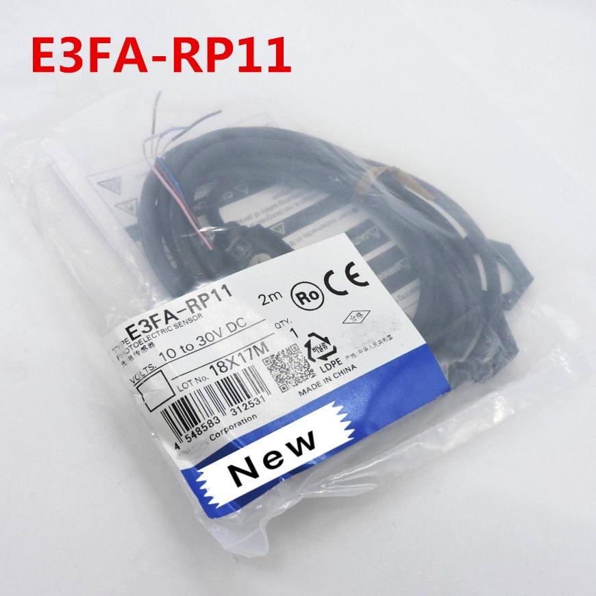 Box New In E3FA-RP11 1-Year-Warranty Original