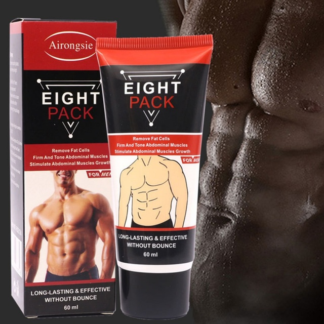 Powerful Abdominal Muscle Cream Stronger Muscle Strong Anti Cellulite Burn Fat Product Weight Loss Cream Men 60ml