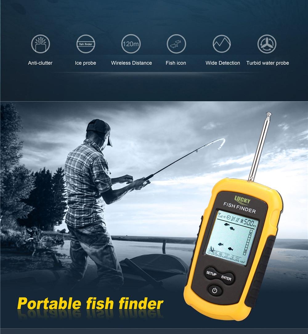 Cheap Localizadores de peixe