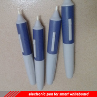 Universal electronic pen for traceboard Interactive touch pen for smart whiteboard