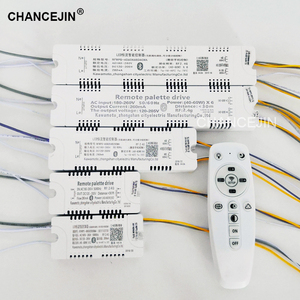 Image 2 - RF 2.4G remote control LED driver lighting transformer can be controled by app,40 60W input:AC180 260V output:DC120 205V 260mA