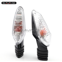 For DUCATI Streetfighter 848 1099S Multistrada 1200 Motorcycle Front Rear Turn Signal Indicator Light Blinker Lamp