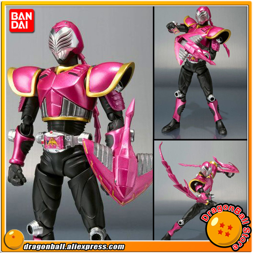 Japan Kamen Masked Rider Ryuki Original BANDAI Tamashii Nations SHF/ S.H.Figuarts Toy Action Figure - Raia