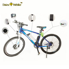 2015 Hot sale bicycle accessories for bicycle refit with motor and Li-ion battery power support JSE-60
