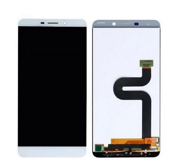 6.33 White/Gold For Letv LeEco Le 1 one Max X900 LCD display with Touch Panel Screen Digitizer Assembly replacement