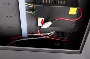 Image 5 - משלוח חינם 50w 4060 co2 לייזר חריטת מכונת, 220 v/100 v לייזר מכונת חיתוך CNC, תצורה גבוהה לייזר חרט