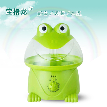 Humidifier home mute large capacity office bedroom air humidification purifying cartoon animal fragrance machine