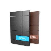 Free shipping 2.5 inch usb3.0 notebook mobile hard disk box SATA serial port light hard disk box SHE080