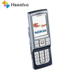 6270 100% Оригинальный разблокированный мобильный телефон Nokia 6270 Slide phone 2,2 дюйма GSM мобильный телефон с Bluetooth FM-радио Бесплатная доставка