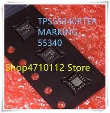 NEW 10PCS LOT TPS55340 TPS55340RTET 55340 TPS55340RTER QFN 16 IC