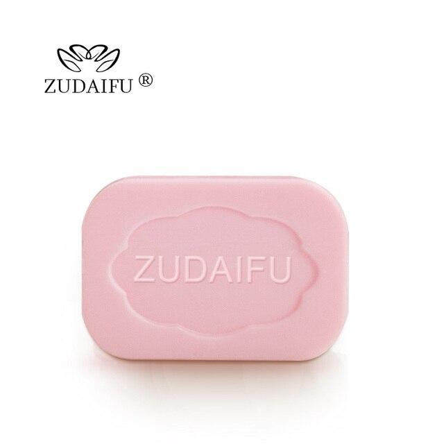 Cheapest zudaifu Sulfur Soap Skin Conditions Acne Psoriasis Seborrhea Eczema Anti Fungus Bath Healthy Soaps Eczema Zudaifu Soap 5