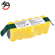 New 14.4v 4500mAh Ni-MH for iRobot Roomba Vacuum Cleaner 500 510 530 550 560 570 580 600 610 620 630 650 700 780 770 batteries new 6 armed lateral brush for irobot roomba 500 600 700 series 510 530 532 550 560 620 625 760 770 780 vacuum cleaner part