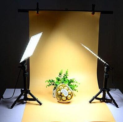LED Video Light Kits Small Photo Studio Softbox Shooting Mini ...