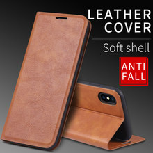 Luxury Wallet Case sFor For Xiaomi Redmi 6A 6 Flip Leather PU Retro Card holder Slim 67 Back Cover