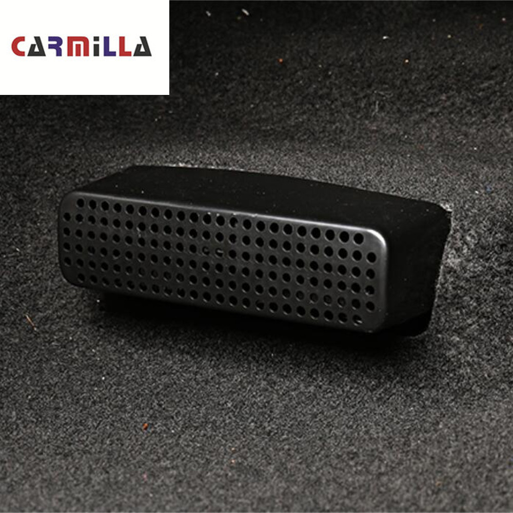 Carmilla Abs Car Protection Under Seat Air Vent Outlet